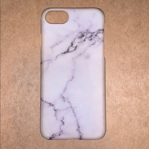 iphone 6/6s/7/8 marble case